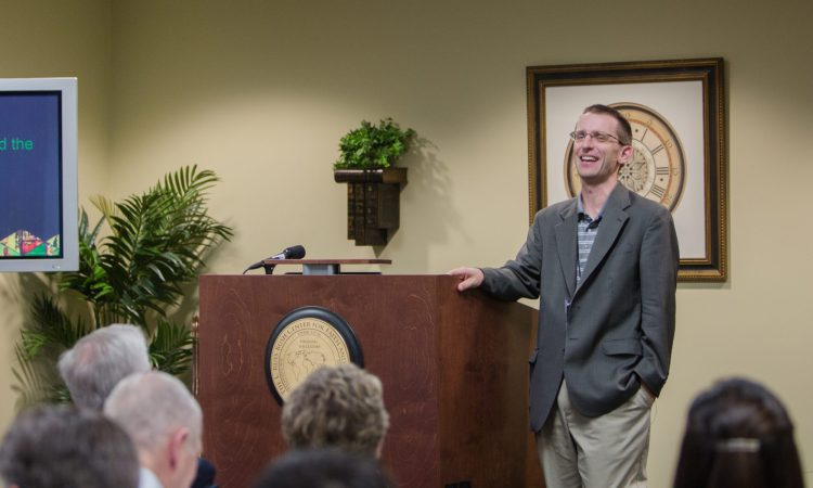 David Jones at Intersect Conference 2016