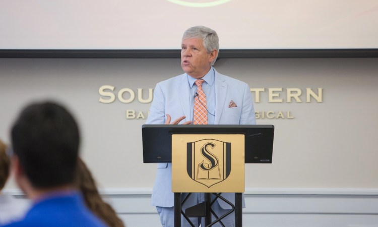 Ben Witherington: Do we think theologically and ethically about our work?