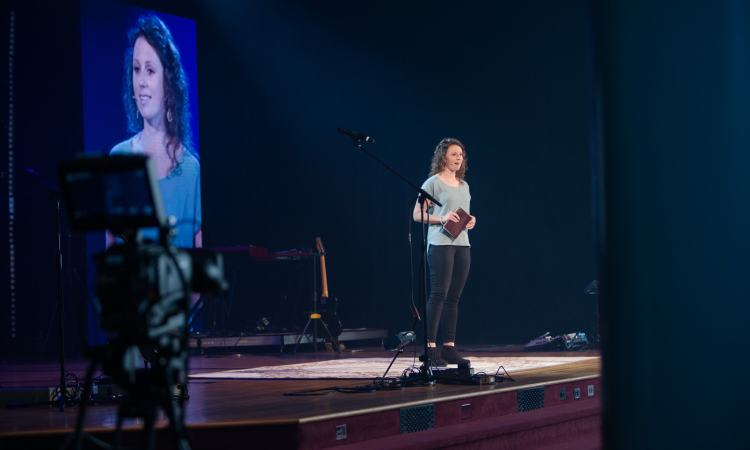 """Brianna Copeland: """"Our Love of Justice Must Come from our Love of Jesus"""""""