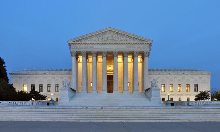 The US Supreme Court. Credit: Joe Ravi, Wikimedia Commons