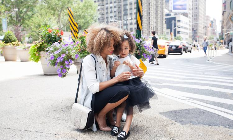 The Burdens and Blessings of a Working Mom