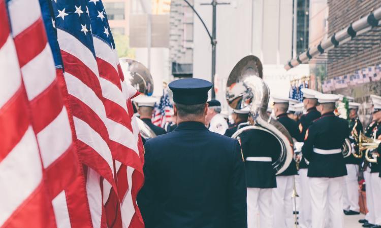Three Ways to Honor Veterans on Veterans Day (image credit: Spencer Imbrock / Unsplash)
