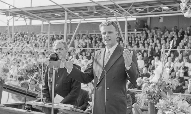 The Enduring Legacy of Billy Graham: One Baby Boomer's Reflections