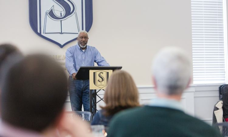 Thabiti Anyabwile: Justice, Preaching and the Great Commission