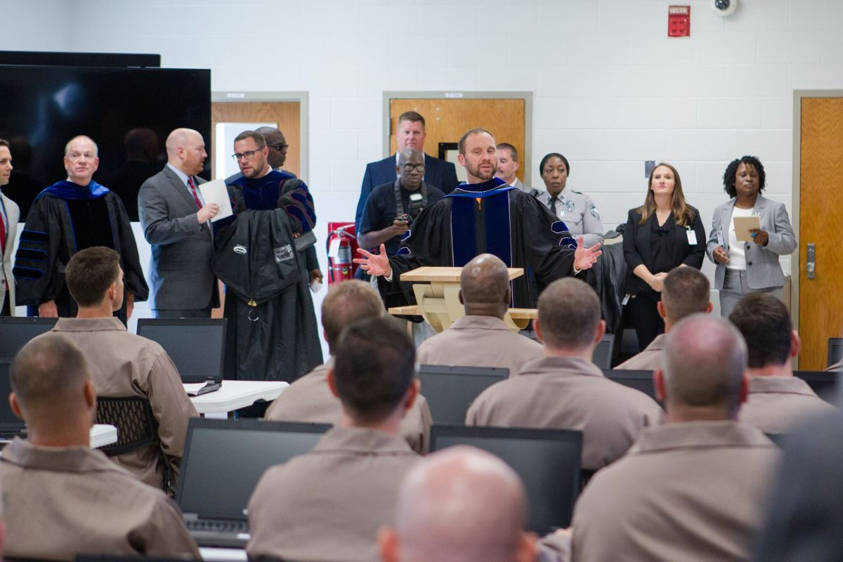 Transformation From the Inside Out: The Power of Prison Education