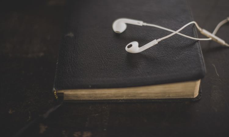 Intersect list of recommended podcasts (credit: lightstock.com)
