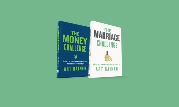 The Money Challenge and Marriage Challenge by Art Rainer