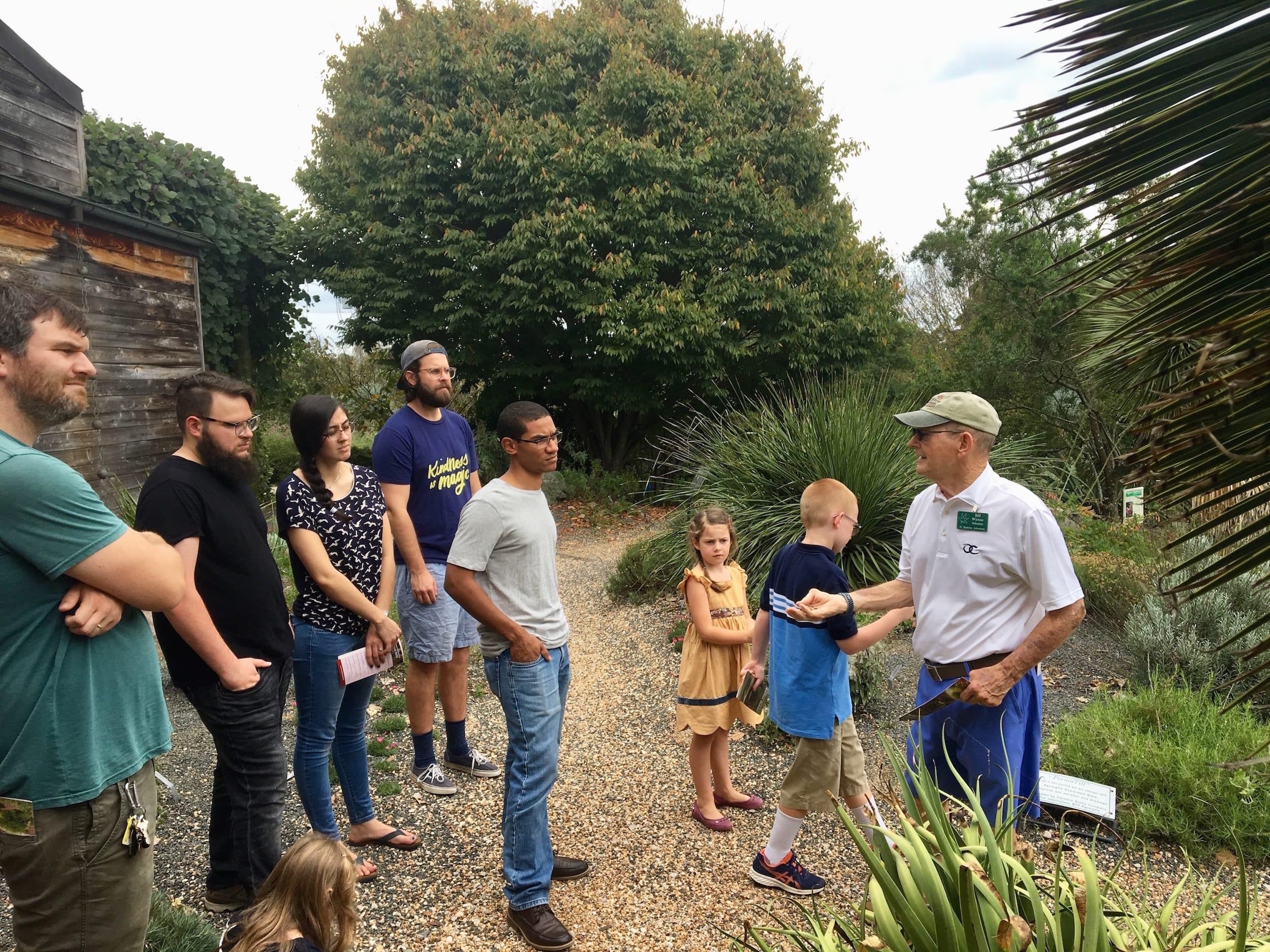 CFC Mentorship — Field Trip