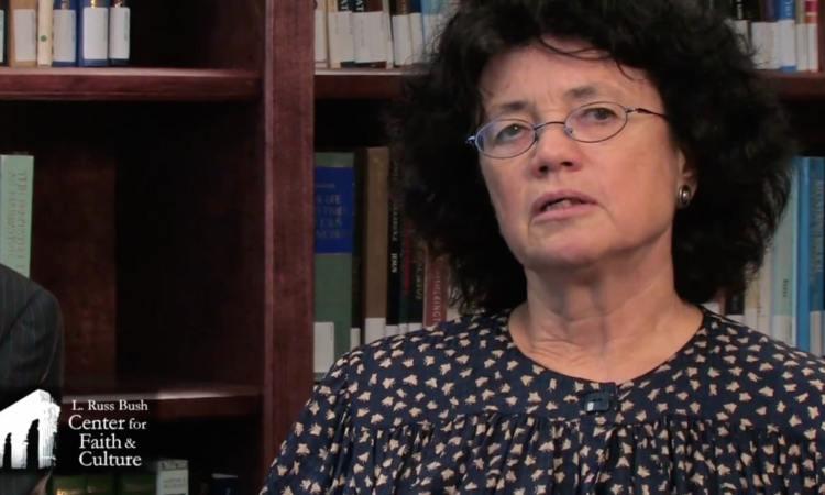Deborah Middelmann on Francis Schaeffer