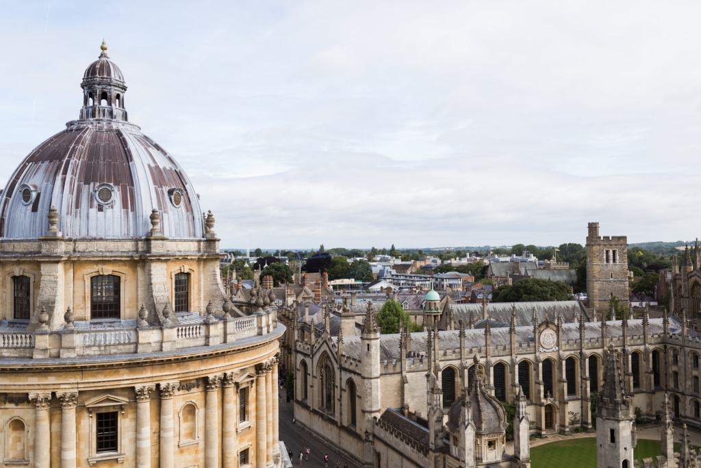 10 reasons you should go on the Oxford Study Tour (credit: Rebecca Hankins, SEBTS)