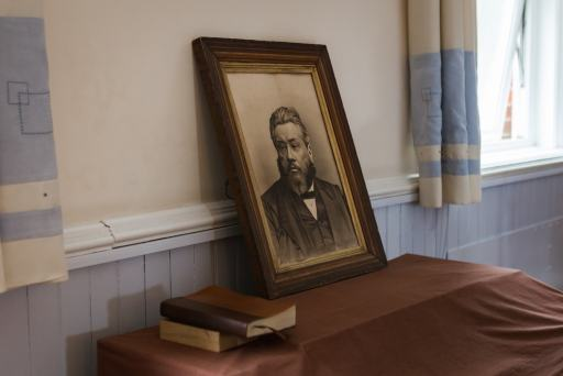 What did Charles Spurgeon think about social activism? (credit: Rebecca Hankins)