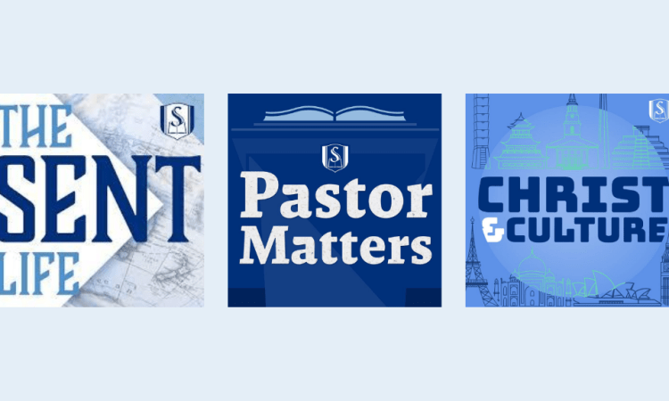 Introducing 3 New Podcasts at Southeastern Baptist Theological Seminary