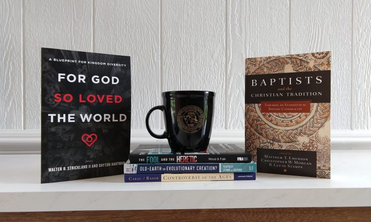 Christ & Culture Giveaway: Win 5 Books + a Coffee Mug