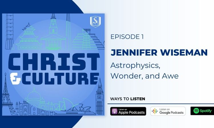 Jennifer Wiseman: Astrophysics, Wonder, and Awe