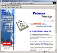 Premier Meetings logo