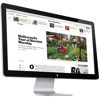 New York Times web designer