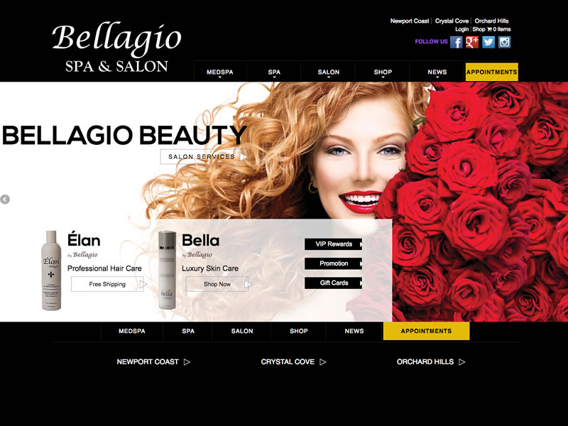 Salon Bellagio