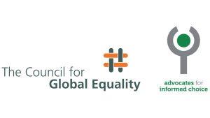 AIC and Global Equality logos