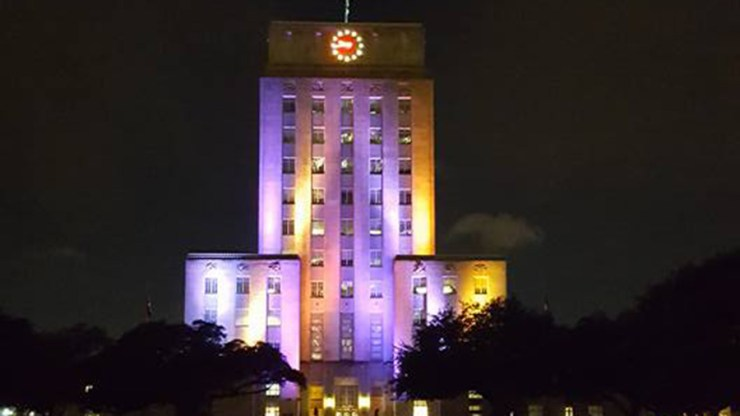Houston City Hall 2016