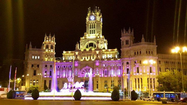 Illuminations, Madrid