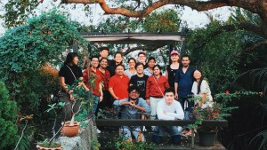 Selected participants of the Intersex Asia forum
