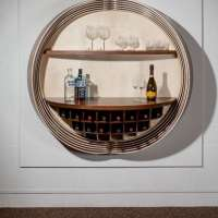 10 Stunning Bar Cabinets for a Stupendously Smashing Party!