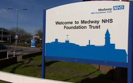 75867320 medway - Medway NHS Foundation Trust out of special measures after four years