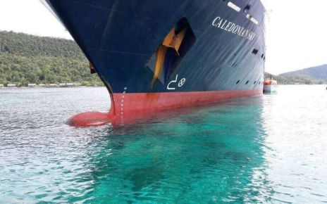 95127216 6ea96576 e0e9 4bef 8a96 f306310b1ac3 - Anger over UK ship's damage to pristine reef