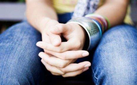 95143619 teenhandsgetty - Schools must do more on mental health, say School Reporters