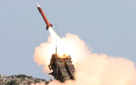 95156992 gettyimages 157737400 - Small drone 'shot with Patriot missile'