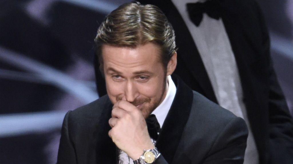 95282762 goslinggigglesap - Ryan Gosling explains Oscars giggling