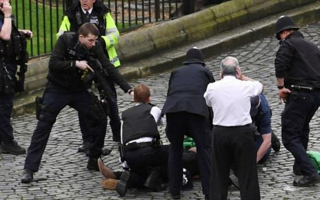 95284540 p04xsg0b - How Wednesday's attack on Westminster unfolded