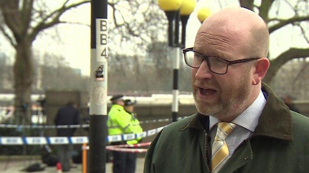 95289503 p04xscww - UKIP leader Paul Nuttall on London attack
