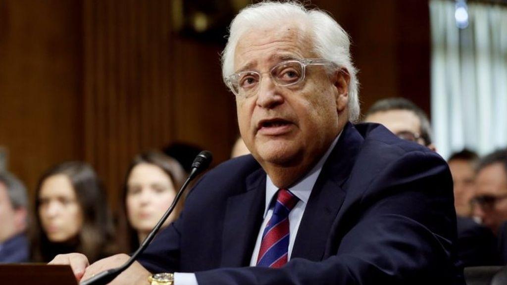 95296044 ea95a36c ae7b 4a13 880a c32b5a8e2e45 - Pro-settlement hardliner Friedman confirmed as US envoy to Israel