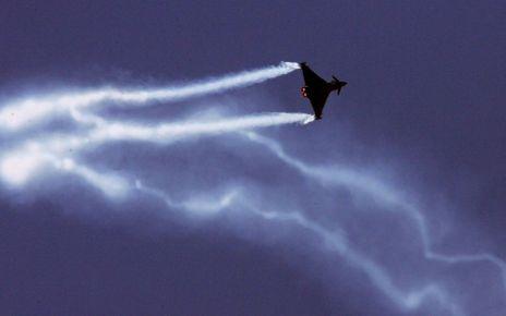 95306330 typhoonap - Major military exercise begins in Scotland
