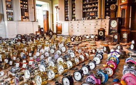 95315630 p04y06v7 - Clockmaker John Harrison's Nostell Priory honour
