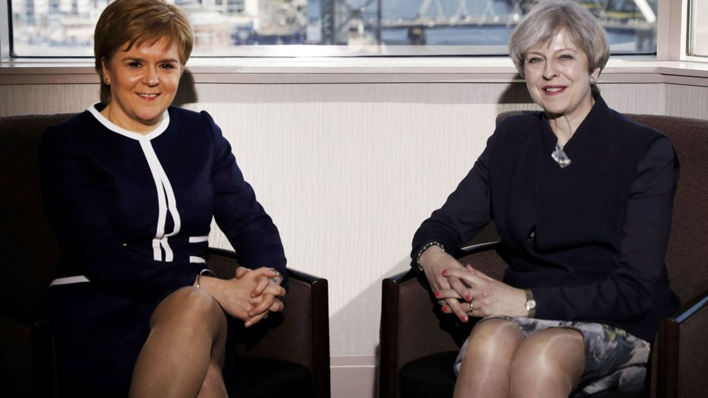 95351810 sturgeon may legsit 2 getty - Up in arms?