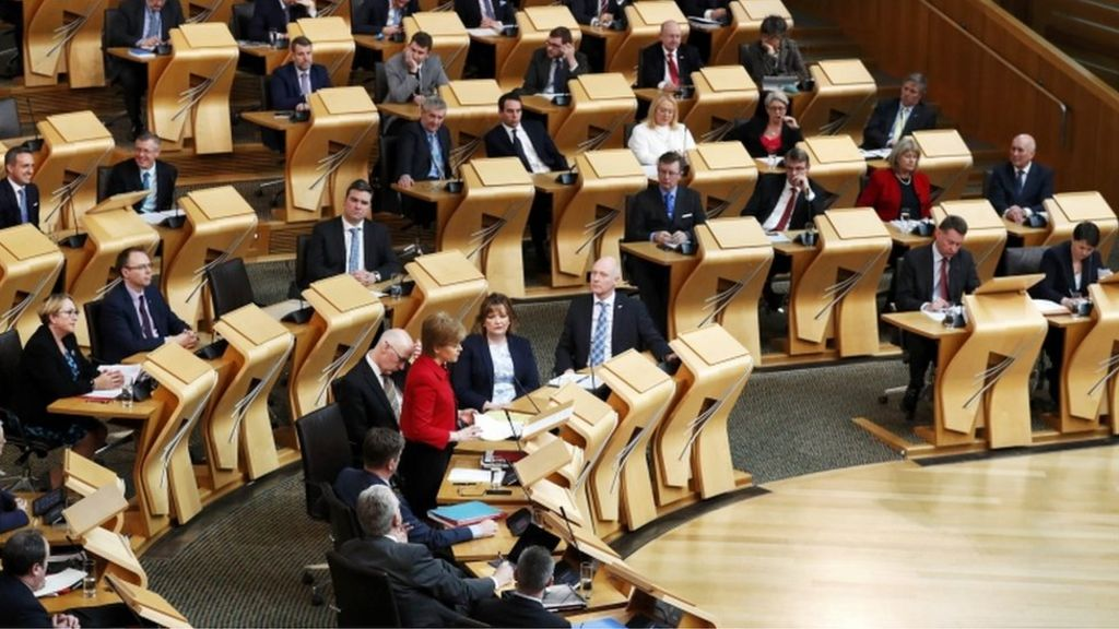95356429 getty - Scottish Parliament backs referendum call