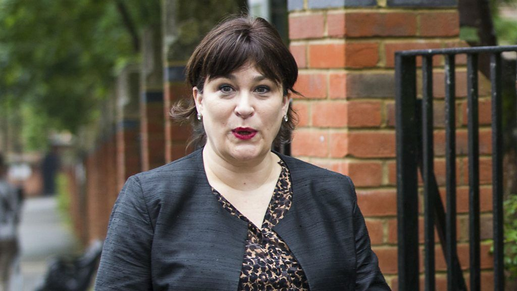 95363373 p04y9cc7 - Sarah Vine says people have had 'sense of humour failure'