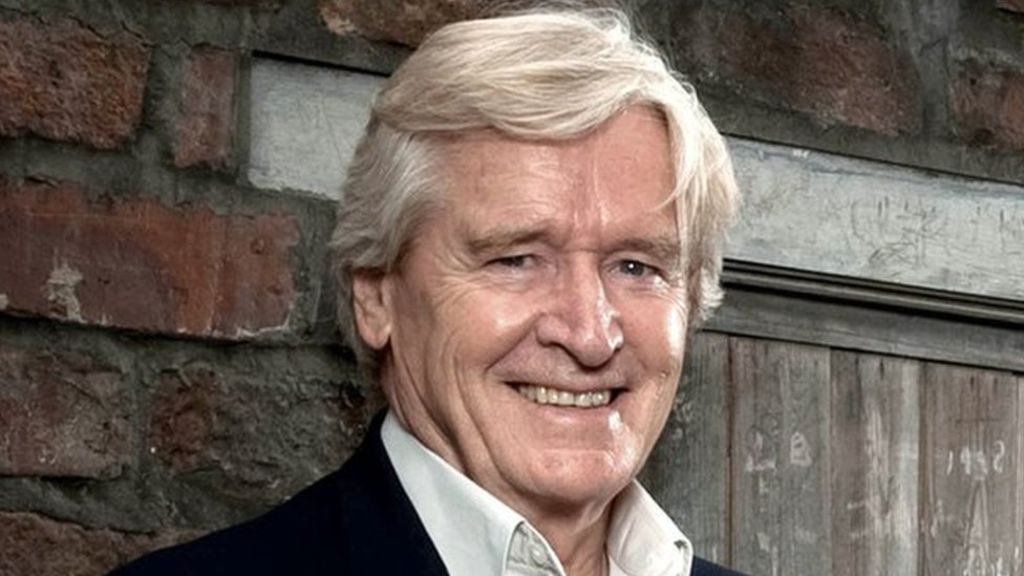 95372189 ken itv - Did Corrie's Ken Barlow fall or was he pushed?