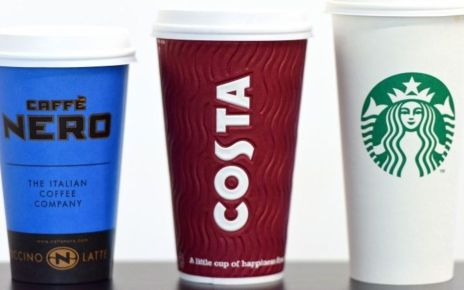 95389415 mediaitem95389414 - Coffee cup fee could cut use by 300 million, study suggests