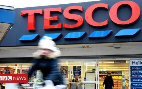 100804017 tesco getty 11 - Tesco says 'growth on track' as sales rise again