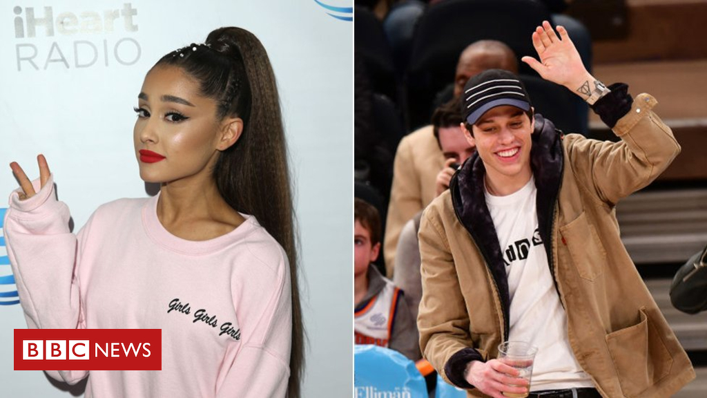 101981929 getty top - Ariana Grande appears to confirm engagement reports