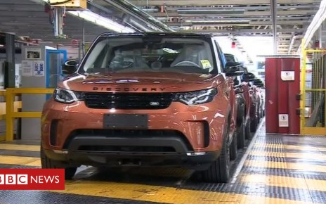 101983973 june12 jaginplant - JLR to cut 200 jobs as production moves to Slovakia