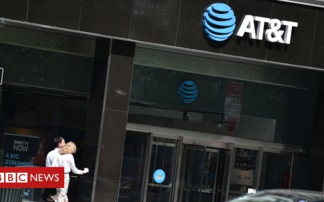 101993261 gettyimages 957436152 - Judge clears AT&T takeover of Time Warner