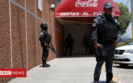 102000851 f3946f12 473d 4ab7 9e0a 991c55ac2078 - Pepsi bottling plant shuts in Mexico after gang threats