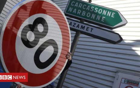 102005902 gettyimages 915758116 - Speed limit cut on French roads angers rural voters