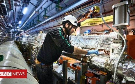 102028347 mediaitem102028346 - Work to upgrade Large Hadron Collider gets underway