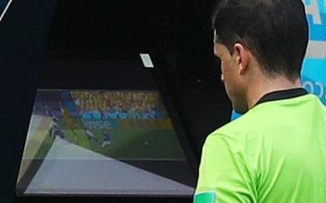 102111091 var - World Cup 2018: VAR helps tournament reach 10 penalties - so is it working?