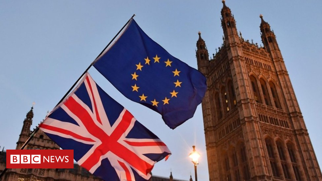 102143841 p06bq601 - Jacob Rees-Mogg: MPs can't delay Brexit